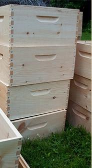 Assembled Hives
