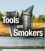 Beekeeping Tools & Smokers