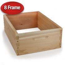 """Unassembled 8-Frame Cedar 6 5/8"""" Super"""
