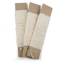 Flat braid wicking For rolled candles - Various Sizes available
