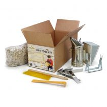 Hive tool kit. All the tools you need to tend to your hive.