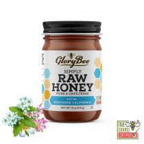 Enjoy the taste of honey freshly harvested from the hive! The sweet, delicate flavor and creamy texture of this genuinely RAW and LOCAL honey come from the nectar of a variety of Northern California flowers.
