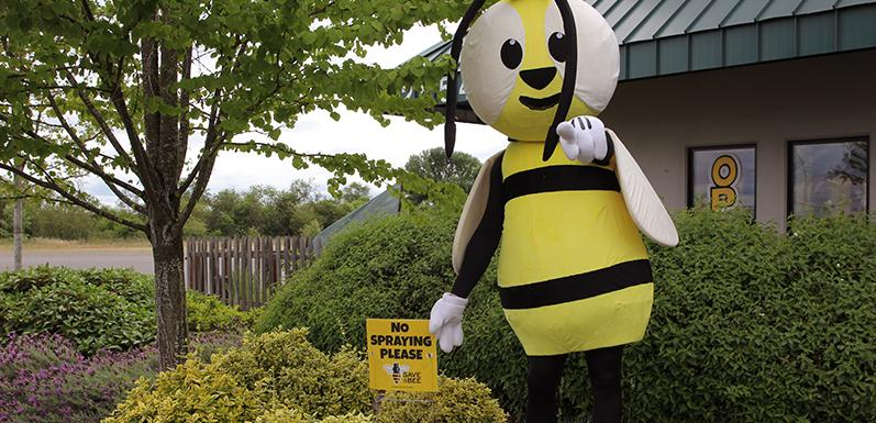 Have you met Dave The Bee?