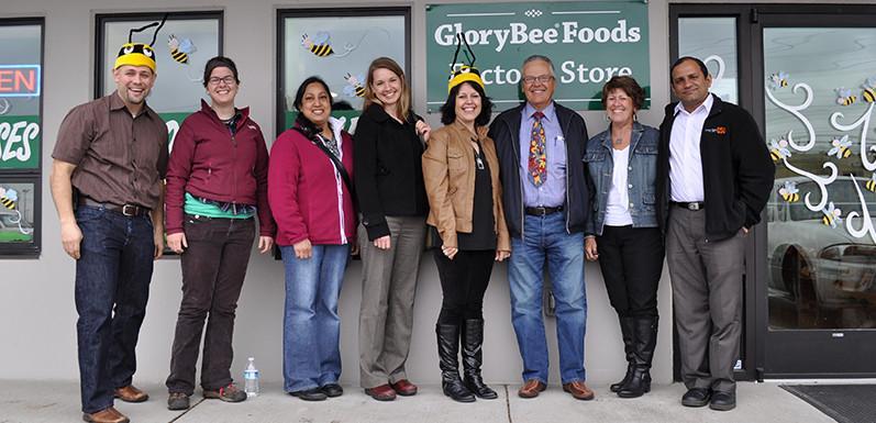 GloryBee Donates to OSU Bee Lab